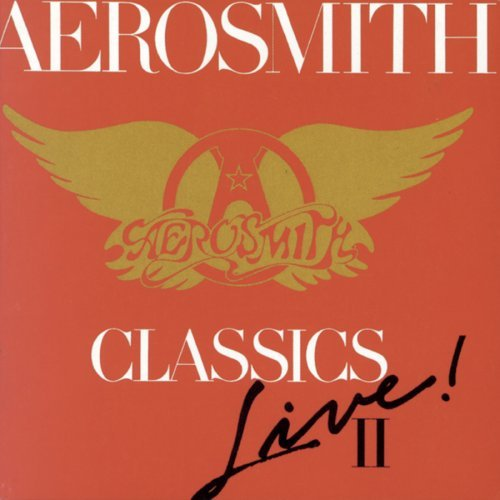 Aerosmith Classics Live 2 Super Hits