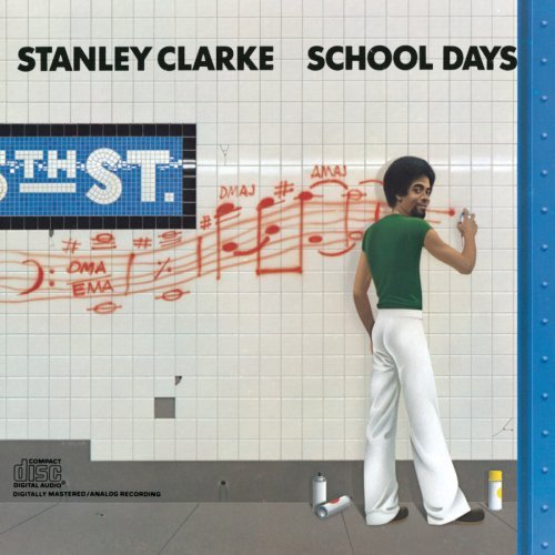 Clarke Stanley School Days