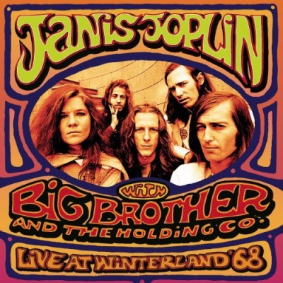 Joplin Janis Live At Winterland '68 Pany Super Hits