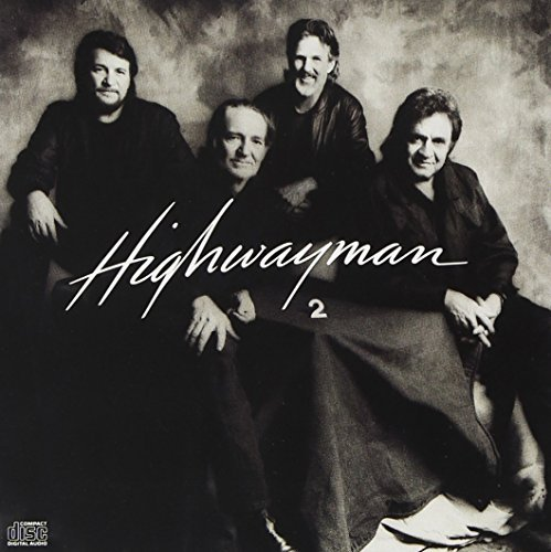 Highwayman Highwayman 2 Cash Nelson Kristofferson Jennings Super Hits