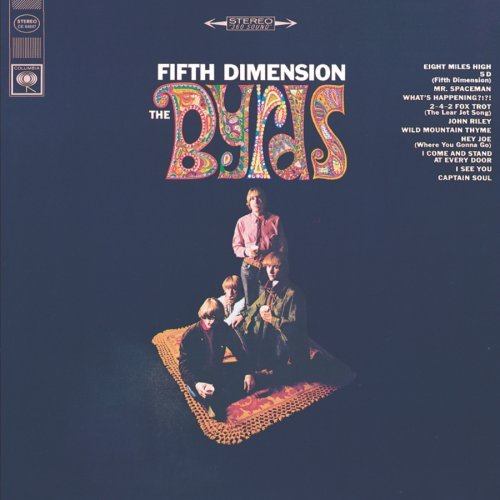 Byrds Fifth Dimension Super Hits