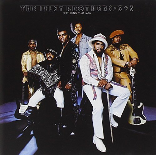 Isley Brothers 3 + 3 Incl. Bonus Track