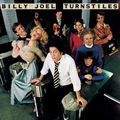 Billy Joel Turnstiles Super Hits