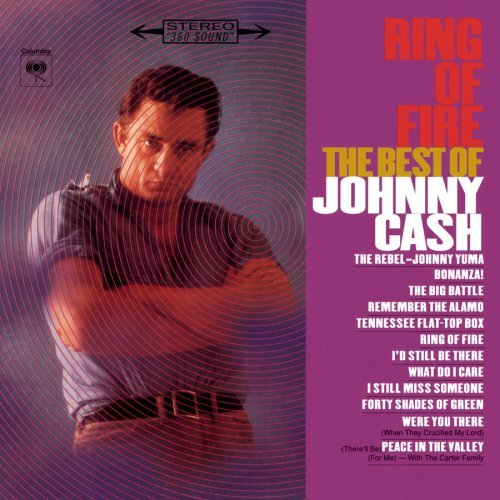 Cash Johnny Ring Of Fire Best Of