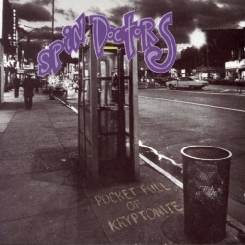 Spin Doctors Pocket Full Of Kryptonite