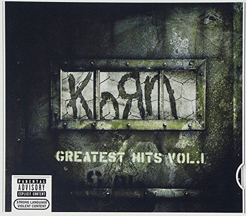 Korn Vol. 1 Greatest Hits Slider