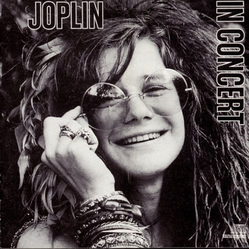 Joplin Janis In Concert Super Hits