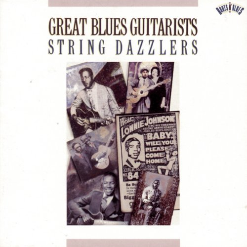 Great Blues Guitarists Stri Great Blues Guitarists String Jefferson Tampa Red Metell