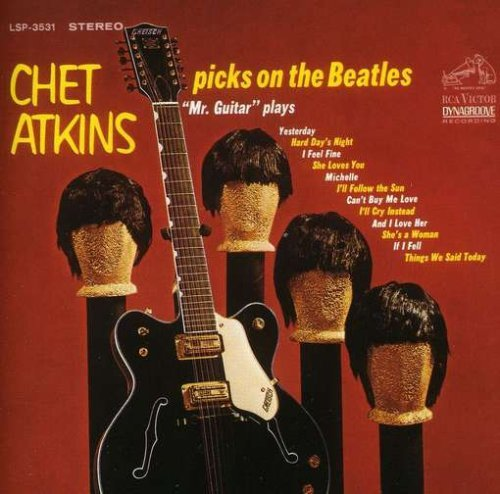 Atkins Chet Picks On The Beatles