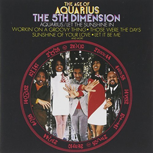 Fifth Dimension Age Of Aquarius Incl. Bonus Track