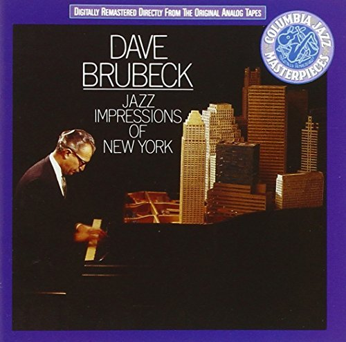 Brubeck Dave Jazz Impressions Of New York