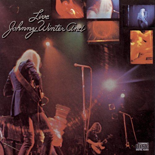 Winter Johnny Live Johnny Winter And...