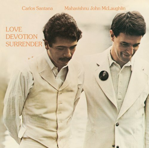 Santana Mclaughlin Love Devotion Surrender
