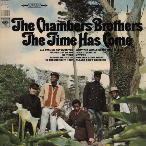 Chambers Brothers Time Has Come Incl. Bonus Tracks