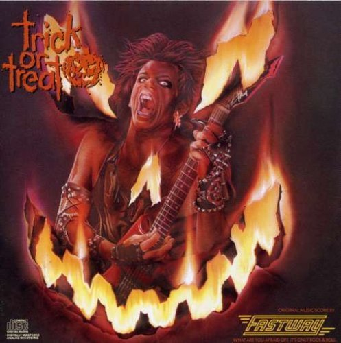 Trick Or Treat Soundtrack