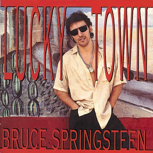 Bruce Springsteen Lucky Town Super Hits