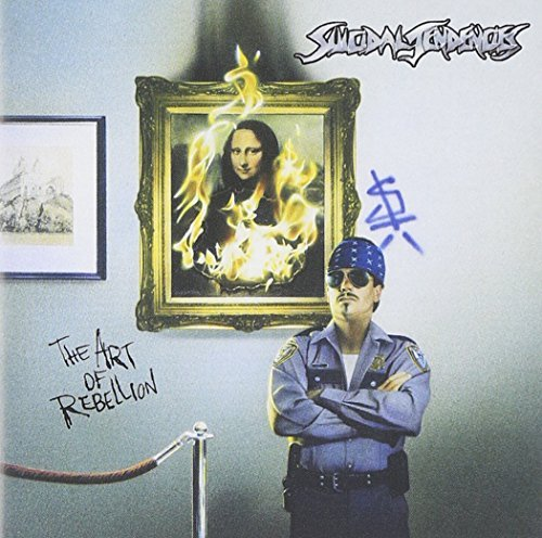 Suicidal Tendencies Art Of Rebellion