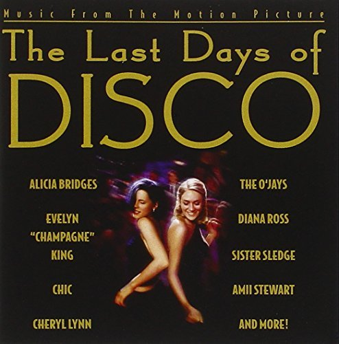 Last Days Of Disco Soundtrack Sister Sledge Wood Douglas