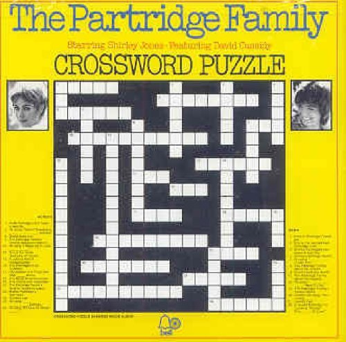 Partridge Family Crossword Puzzle