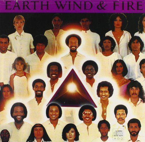 Earth Wind & Fire Faces