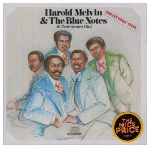 Harold & Blue Notes Melvin Collector's Item