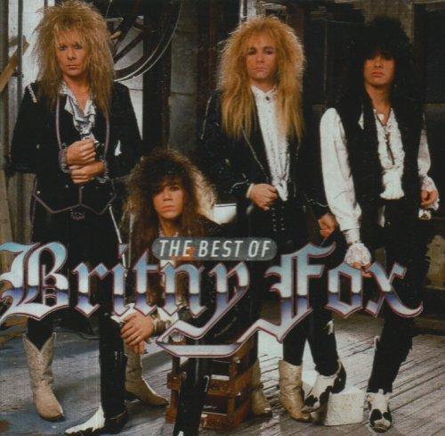 Britny Fox Best Of Britny Fox