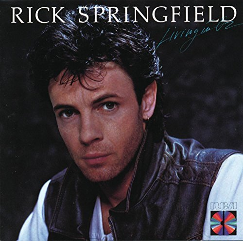 Rick Springfield Living In Oz