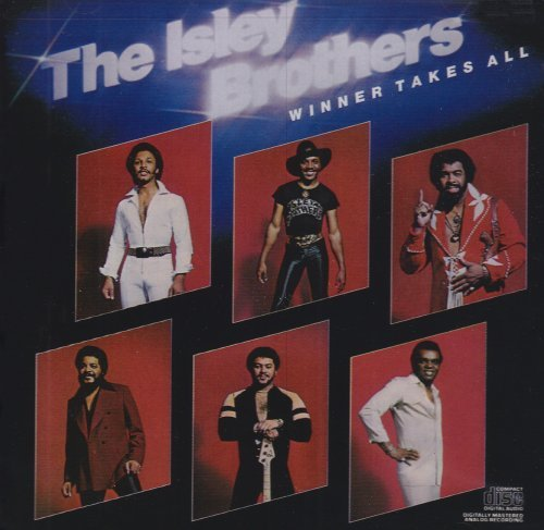 Isley Brothers Winner Takes All