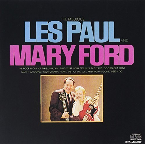Paul Ford Fabulous Les Paul & Mary Ford