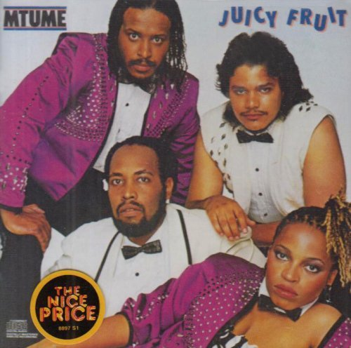 Mtume Juicy Fruit