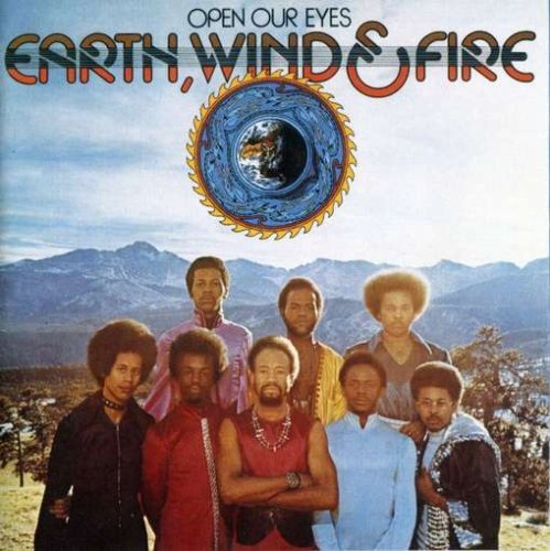 Earth Wind & Fire Open Our Eyes Incl. Bonus Track