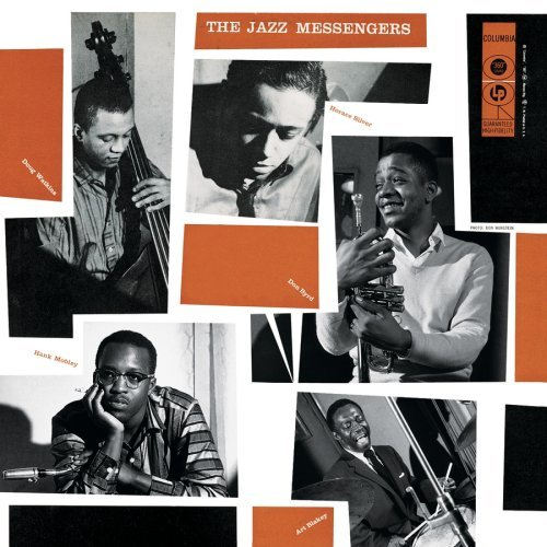 Blakey Art Jazz Messengers Watkins