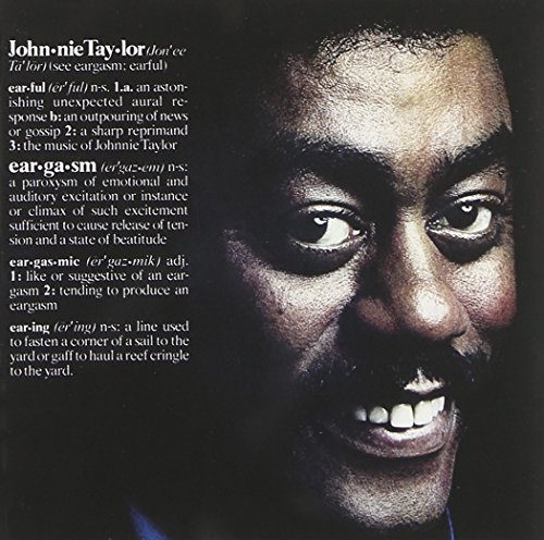 Johnnie Taylor Eargasm Super Hits