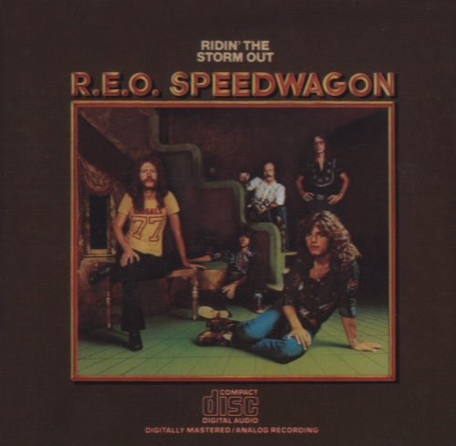 Reo Speedwagon Ridin' The Storm Out