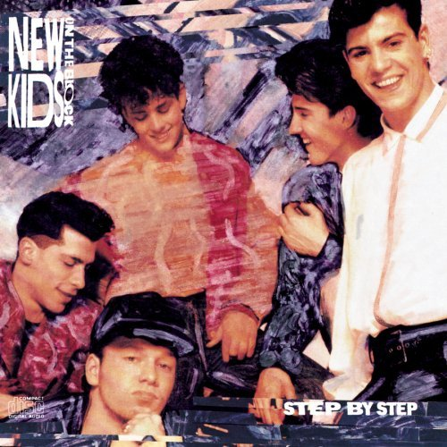 New Kids On The Block Step By Step