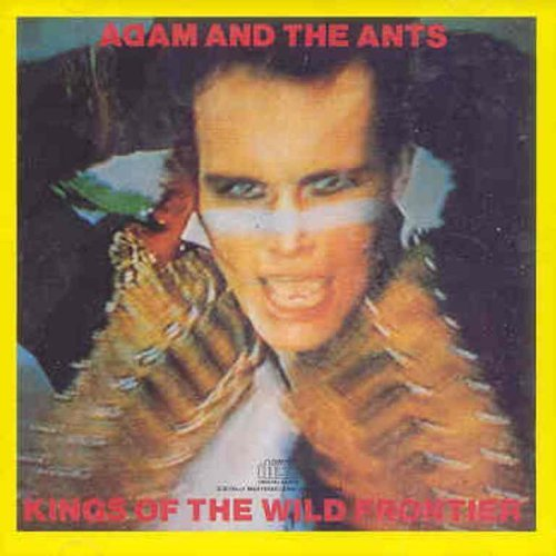 Adam Ant Kings Of The Wild Frontier