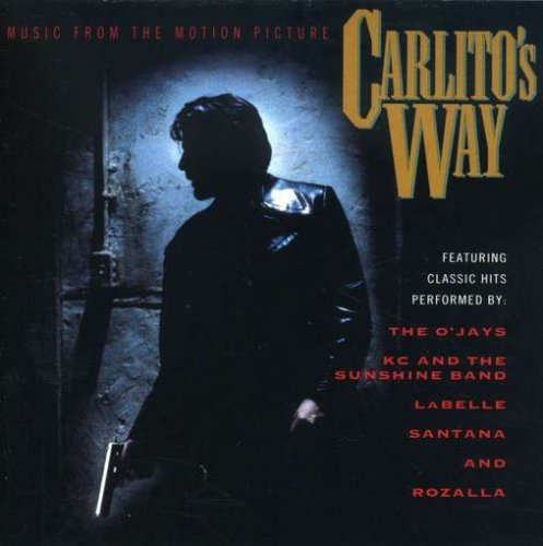 Carlito's Way Soundtrack Sylvia Labelle Cruz Baretto