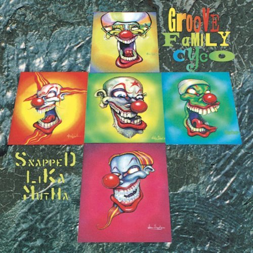Infectious Grooves Groove Family Cyco