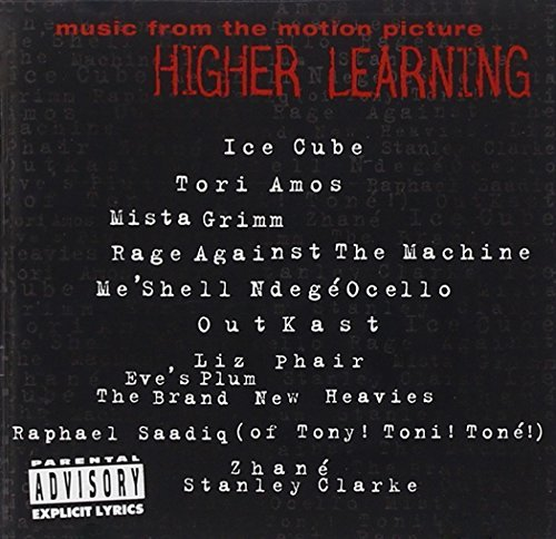 Various Artists Higher Learning Ice Cube Amos Eve's Plum Phair