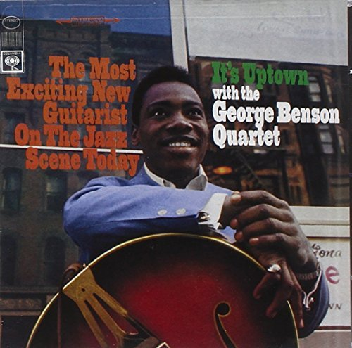 George Benson It's Uptown Incl. Bonus Tracks