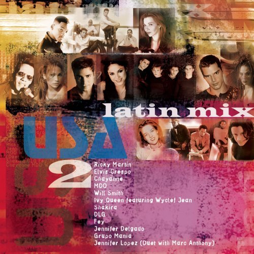 Latin Mix Usa Vol. 2 Latin Mix Usa Latin Mix Usa