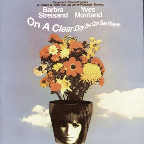Barbra Streisand On A Clear Day You Can See For Super Hits
