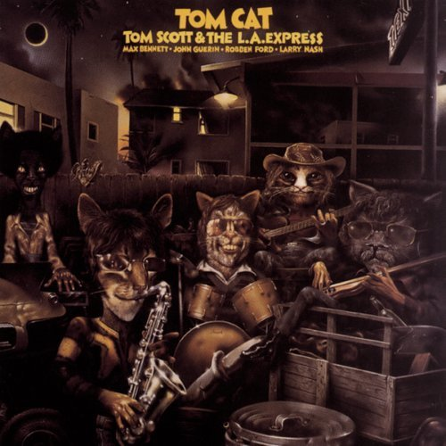Tom Scott Tom Cat