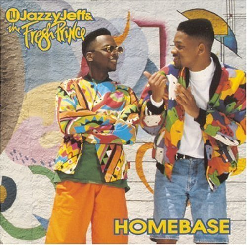Dj Jazzy Jeff & Fresh Prince Homebase Super Hits