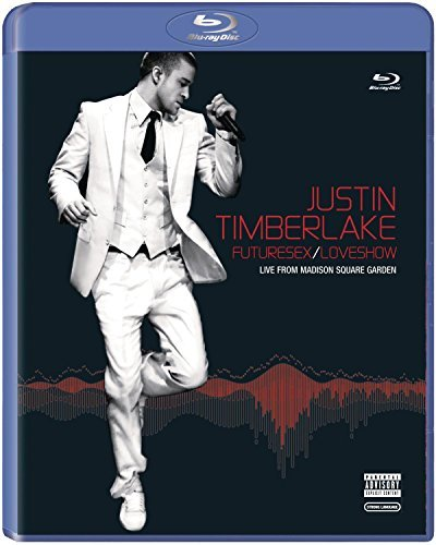 Justin Timberlake Futuresex Loveshow Live From M Explicit Clr Blu Ray