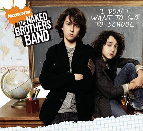Naked Brothers Band I Don't Want To Go To School Fanpack Softpack