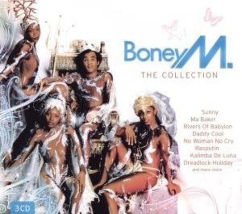 Boney M Collection Import Eu