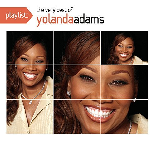 Yolanda Adams Playlist The Very Best Of Yol Digipak