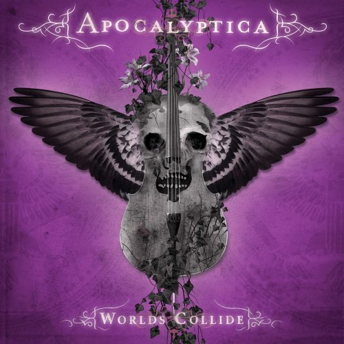 Apocalyptica Worlds Collide Deluxe Ed. 2 CD Set