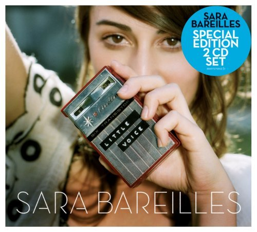 Bareilles Sara Little Voice Incl. Bonus CD